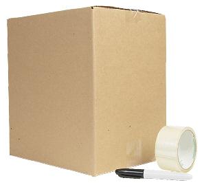 Cardboard Box BE